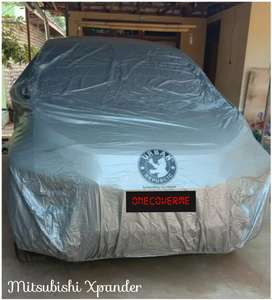 Pajero fortuner valco spin cover jas tutup sarung mobil kerudung new x