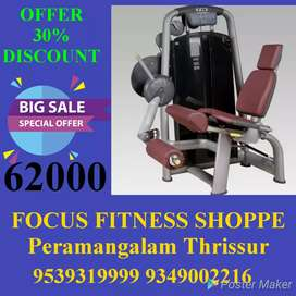 Commercial Gym Equipments at Thrissur Focus Fitness