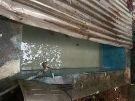 Fish tanks available