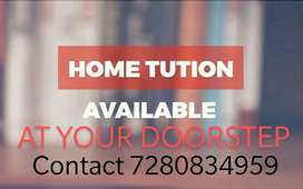 Illustration in best possible way for weak Students. HOME TUTOR