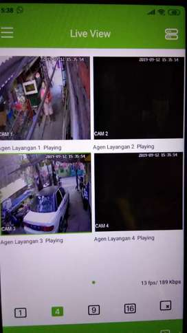[BERGARANSI] Paket CCTV MURAH, order sekarang