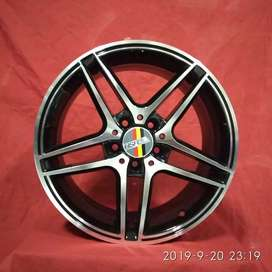 VELg mobil racing ring17 HSRwheel PCD 5×112,3 cicilan 0% DP 10%