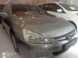 Honda accord 2005 VTIL AT Original Facelift Mulus istimewa luas nyaman