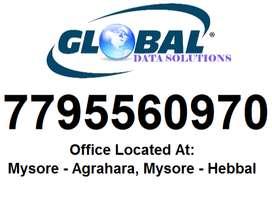 Offline Form Filling Job in Mysore