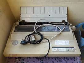 TVS msp1245 computer printer