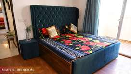 3 BEDROOM SET FULLY FURNISHED LUXURY APARTMENT IN ANSAL ROYAL HERITAGE