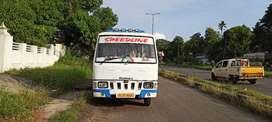 Mahindra tourister 10+1