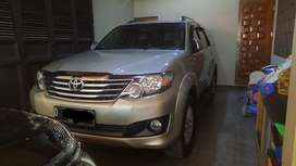 Fortuner KM 74rb G Luxury 2.7 automatic 2012