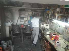wanted boy who learn fridge Ac steplizer repair work