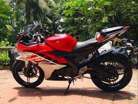 Yamaha YZF R15 V 2.0