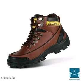 Sepatu Boots Sepatu Safety PDL PDH WOOD TPR terbaru ini