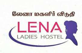 Womens Hostel/PG Accommodation with all facilities with 3 times food