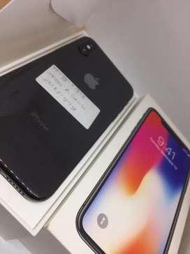 IPHONE X-64GB[DIWALI OFFER 6-16GB 11,000 6-32gb 12,000 6-64GB 13,000]