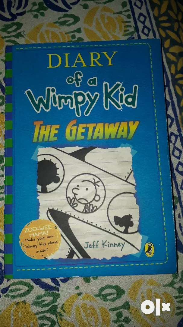 DIARY OF A WIMPY KID - THE GETAWAY 0