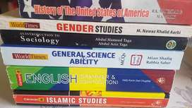 CSS BOOKS NEW CONDITION