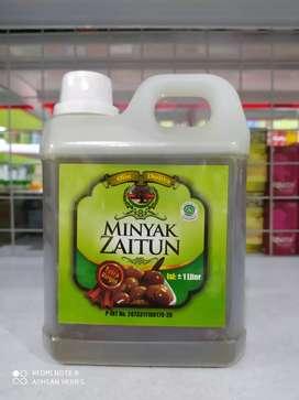 Minyak Zaitun Extra Virgin 1liter