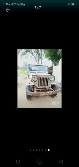 Di jeep mahendra