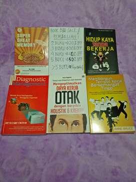 6th-BOOK BIG SALE! BELI 2Disc.20%, 3-30%, 4-40%, 5-50% dgn KK NoCharge