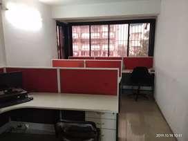 Full furnished 1200 Sq Ft Office on rent at Bajaj Nagar