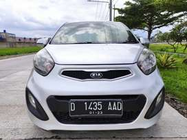 Ccln 1,9jt.! Kredit murah KIA New Picanto SE matic 2012 new look.!!