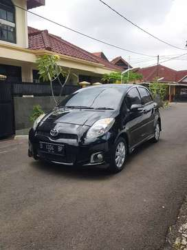 Toyota Yaris S Limited Matic 2012