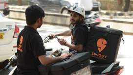 Urgent job openings in Delhi for Swiggy process