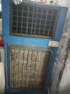 Bulero Cooler with top air