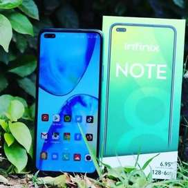 Infinix Note8 6/128 Qiston per