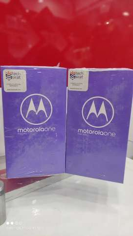 Moto One Macro Box Pack PTA Approved