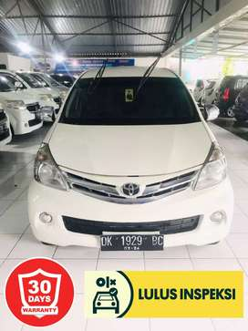 [Lulus Inspeksi] New Avanza G manual Doble airbag 2014
