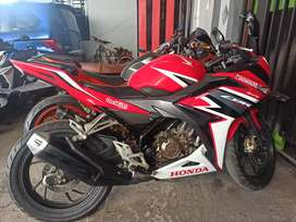 IKHSAN MOTOR HONDA CBR 150 TAHUN 2017