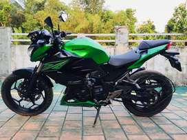 KAWASAKI NINJA Z 250 / LOW KM BIKE