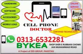 CELL PHONE DOCTOR AND TRAINING