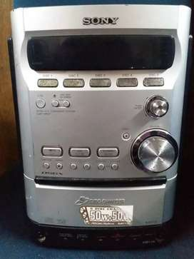 Sony music system.  Not working.