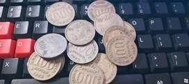 coin 100 rp thn 1973 murah