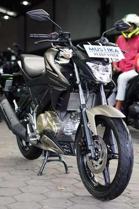 Yamaha New Vixion 2017 Superb Condition. KM 2500 Asli. Danny Mustika