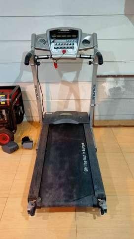 Treadmill BH, kondisi masih oke