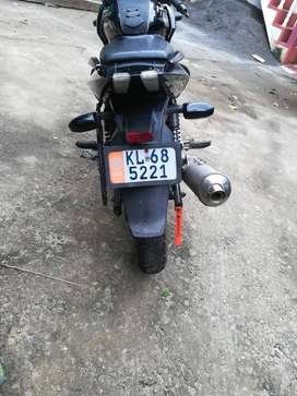 PULSAR 220 WELL MAINTAINED 2015 MODEL 2016 REGISTRATION