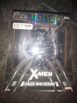 Wolverine die cast loot crate edition