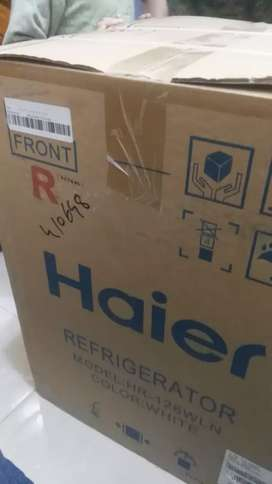 Haier Room Refrigerator Model HR 126 HLN