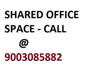 Individual Cabin Shared Office Space in Chennai Guindy