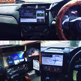 Head unit android 9 & 10 inch