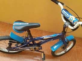 Di jual sepeda wymcycle anak-anak