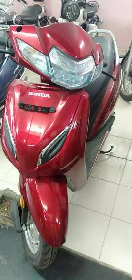 Honda Activa 5G Dlx 2222/- Damaka offer No income proof required