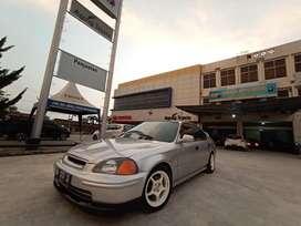 Honda Civic Ferio vtec manual 1997 ready mulus full aksesoris dp29jt