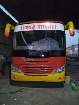 Eicher 2 by 2 pushback 49 seater ACGL body.,Good condition