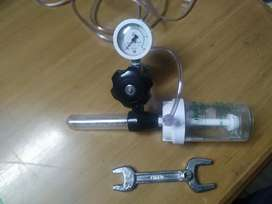 Brand new oxygen flow meter