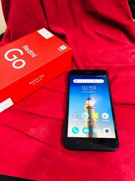 Redmi GO 1/8 gb in warranty