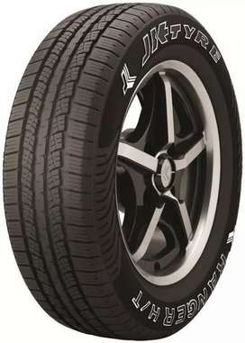 New JK tyres for Honda Citi car