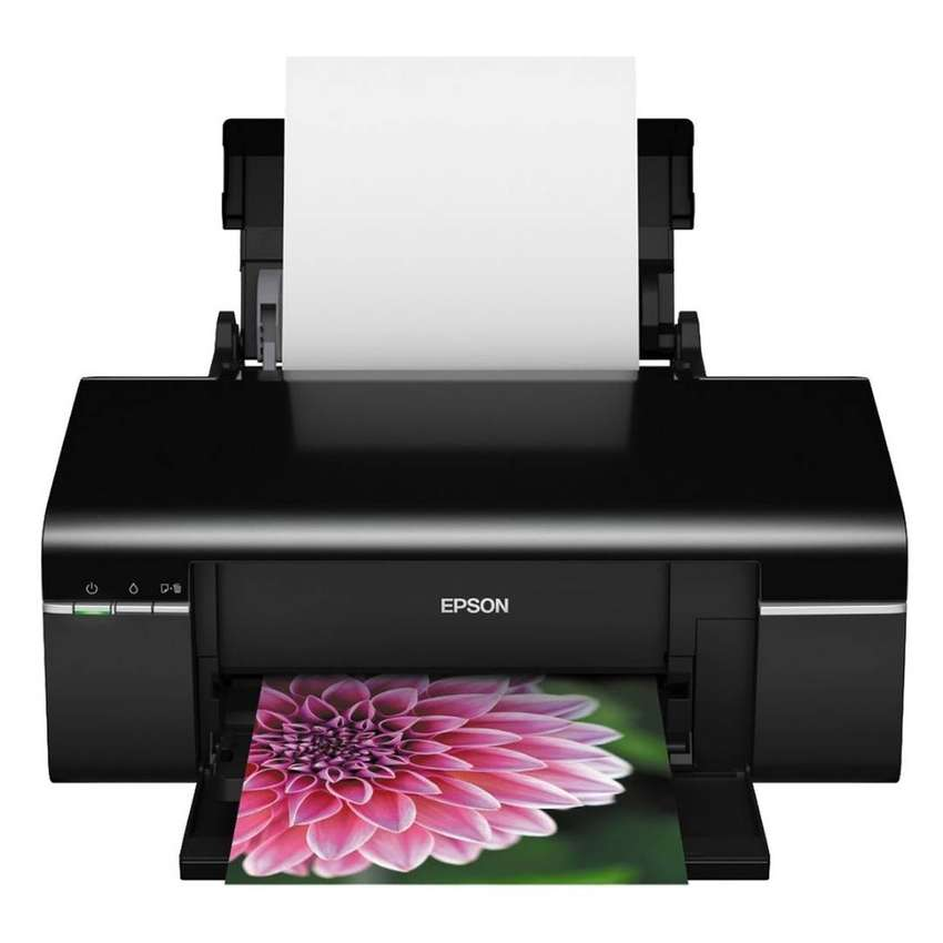 Epson Stylus Photo T60 with Ink Tank (b412b) 0